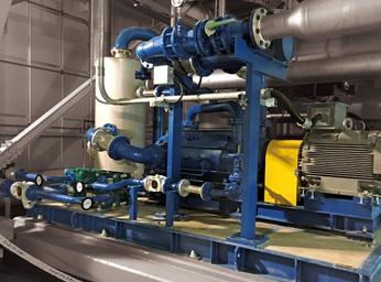 廃棄物発電プラント向け設備|納入事例:産業・エネルギー|鶴見製作所 ...